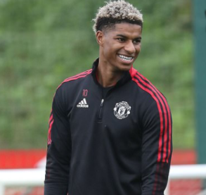 Rashford ordered by the club to increase his muscles